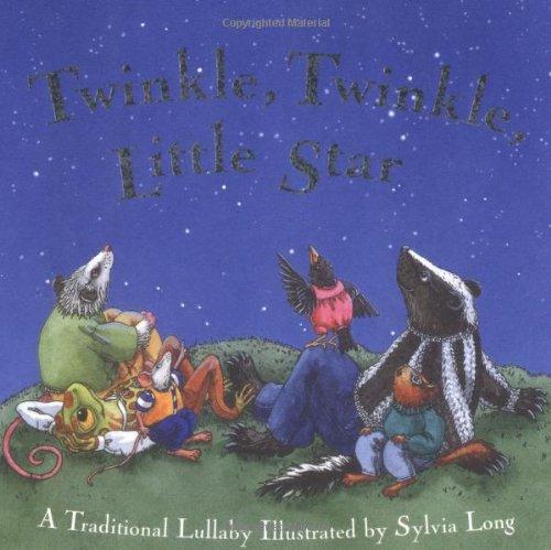 Twinkle, Twinkle, Little Star 9780811852302