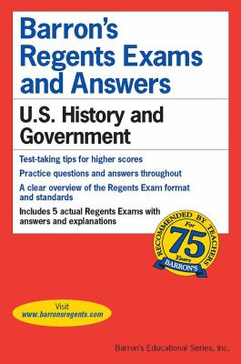 U.S. History and Government 9780812033441