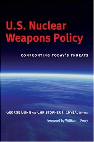 U.S. Nuclear Weapons Policy: Confronting Today's Threats 9780815713654