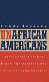 Unafrican Americans