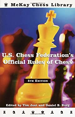 United States Chess Federation's Official Rules of Chess, Fifth Edition 9780812935592