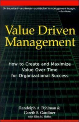 Value Driven Management 9780814404850