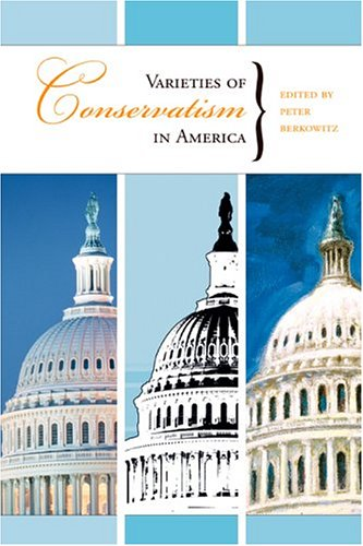 Varieties of Conservatism in America 9780817945725