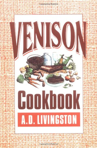 Venison Cookbook 9780811725941