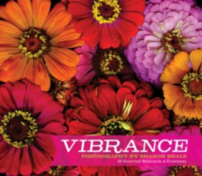 Vibrance: 20 Assorted Notecards & Envelopes [With Envelopes] 9780811860123