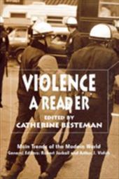 Violence: A Reader 3445489