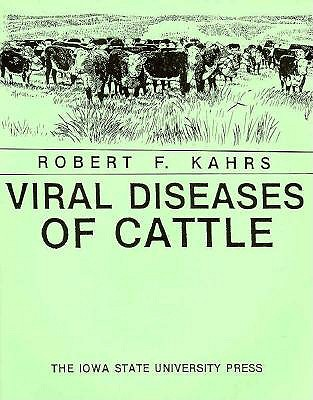 Viral Diseases of Cattle-81-1* 9780813808604