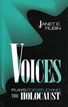 Voices: Plays for Studying the Holocaust 9780810836556