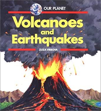 Volcanoes & Earthquakes - Pbk by Zuza Vrbova, G. Ed. Vrbova ...