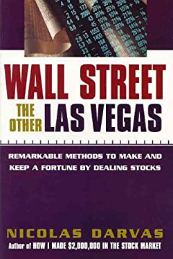 Wall Street the Other Las Vegas: The Other Las Vegas 9780818403989