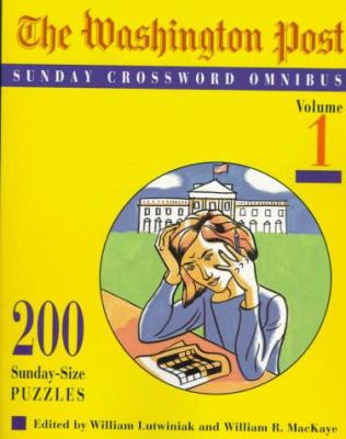 Washington Post Sunday Crossword Omnibus, Volume 1 9780812930689