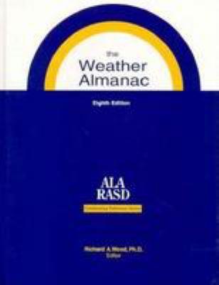 Weather Almanac 9780810355224
