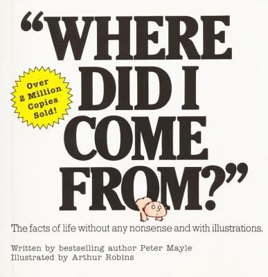 http://images.betterworldbooks.com/081/Where-Did-I-Come-From-9780818402531.jpg
