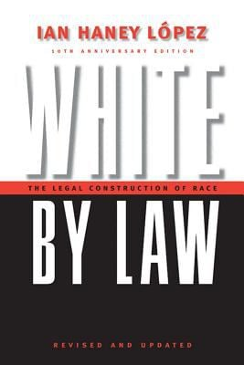 White by Law 9780814751374