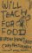 Will Teach for Food 9780816630349