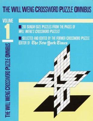 Will Weng Crossword Omnibus Volume 1 9780812913002