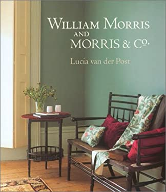 William Morris and Morris & Co. 9780810966123