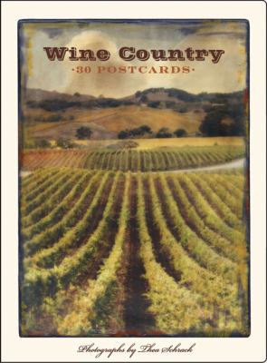 Wine Country: 30 Postcards 9780811865166