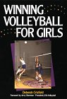 Winning Volleyball for Girls 9780816030330