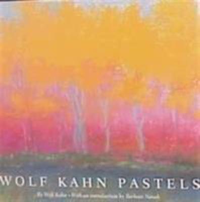 Wolf Kahn Pastels 9780810967076