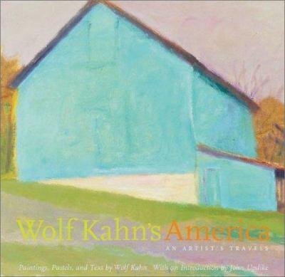 Wolf Kahn's America: An Artist's Travels 9780810967960