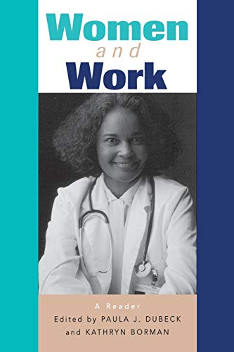 Women and Work: A Reader 9780813524733