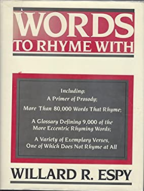 Words to Rhyme with 9780816012374
