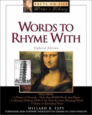 Words to Rhyme with 9780816043125