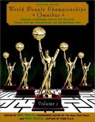 World Puzzle Championships Omnibus, Volume 1 9780812935936