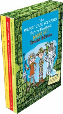 The Worst-Case Scenario Survival Handbook: Junior Editions Boxed Set 9780811877145