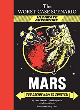 Mars : You Decide How to Survive!