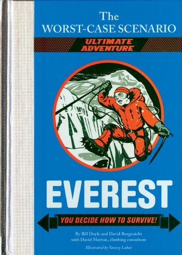The Worst-Case Scenario Ultimate Adventure: Everest: You Decide How to Survive! 9780811871235