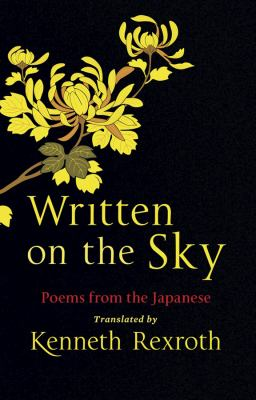 Written on the Sky: Poems from the Japanese 9780811218375