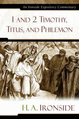 1 and 2 Timothy, Titus, and Philemon 9780825429224