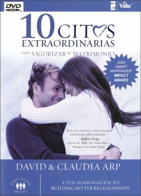 10 Citas Extraordinarias Para Vigorizar Su Matrimonio DVD 9780829755169