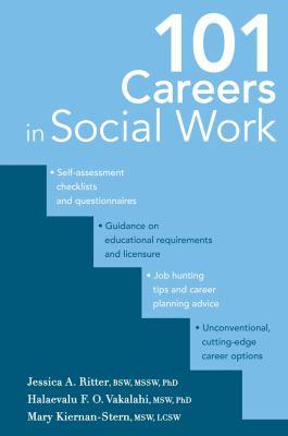 101 Careers in Social Work 9780826154057