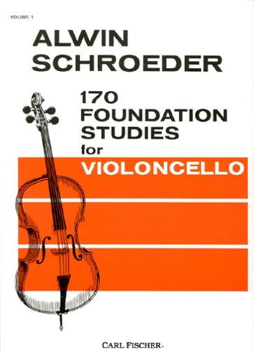 170 Foundation Studies for Violoncello, Vol. 1