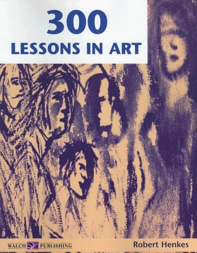300 Lessons in Art 9780825100000