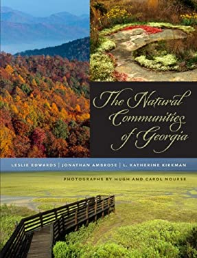 The Natural Communities of Georgia 9780820330211