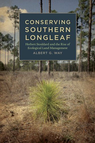 Conserving Southern Longleaf: Herbert Stoddard and the Rise of Ecological Land Management 9780820334660
