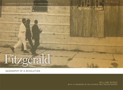 Fitzgerald: Geography of a Revolution 9780820338743