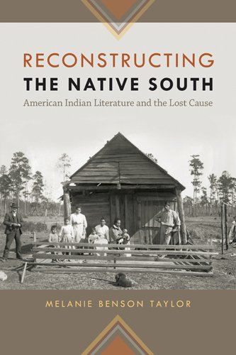 Reconstructing the Native South: American Indian Literature and the Lost Cause 9780820340661