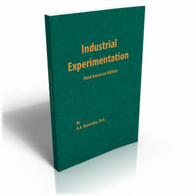 Industrial Experimentation 9780820600239