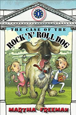 The Case of the Rock 'n' Roll Dog (First Kids Mystery) 9780823425495