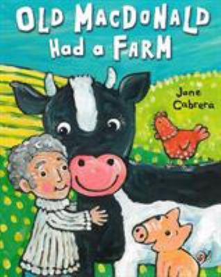 Old Macdonald Had a Farm (Jane Cabrera's Story Time)