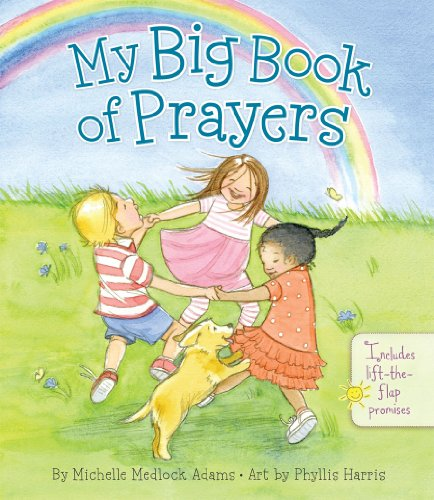 My Big Book of Prayers 9780824918668