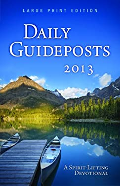 Daily Guideposts 2013 - Large Print 9780824931759