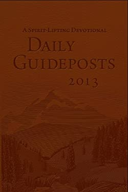 Daily Guideposts 2013 - Faux Leather Edition