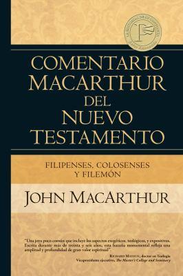 Filipenses Colosenses y Filemon 9780825418051
