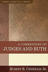 A Commentary on Judges and Ruth 21112588